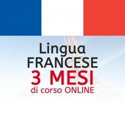 Corso di FRANCESE online 3 mesi
