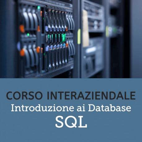 Introduzione ai Database SQL