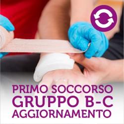 Addetti Primo Soccorso - Gruppo B-C