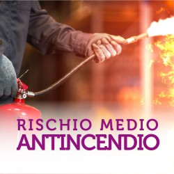 Addetti Antincendio rischio medio