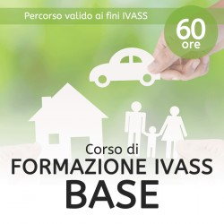 Formazione IVASS BASE 60 Ore